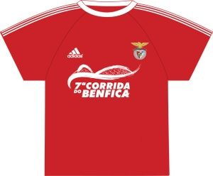 Bruno 6º na Corrida do Benfica