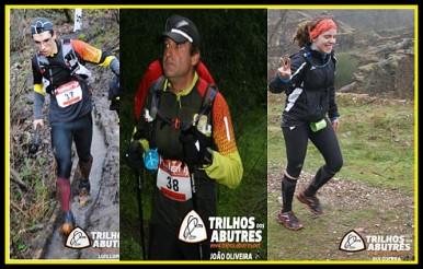 Melo, Pinto e Carla, 3 lobos que sobreviveram aos Abutres