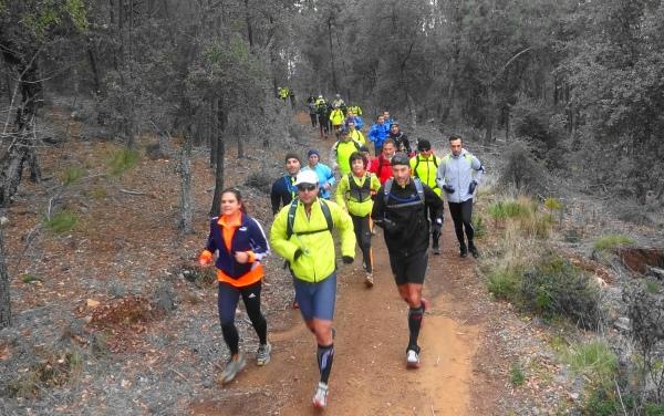 A dinâmica do trail running em Portalegre