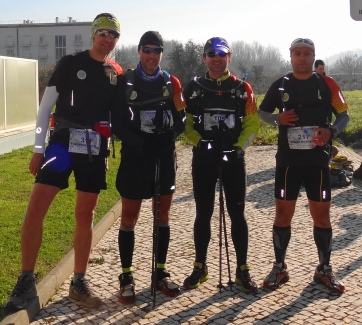 AC Portalegre / UTSM no Ultra Trail de Conímbriga