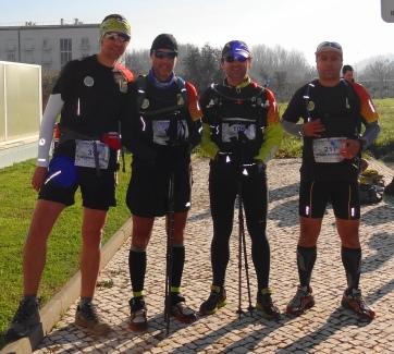 AC Portalegre / UTSM no Ultra Trail de Conímbriga
