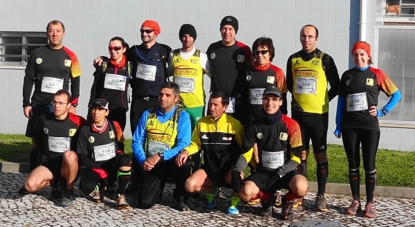AC Portalegre / UTSM no Trail de Conímbriga
