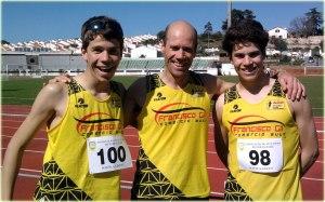 Albuquerques: Simão, João e Vicente