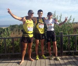 Monteiro, Paixão e Cordeiro terminaram a UMA 2013