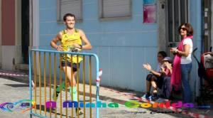 Bruno Paixão 1:5.55 e vitória na MM da Moita 2013