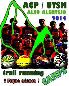 ACP: 100% trail, 100% running, 100% empenho