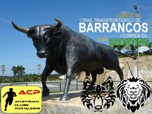 Lobos do ACP em Barrancos e em Alvalade