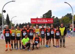 14 lobos completaram a Elvas > Badajoz