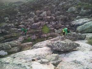 El Pocito: 25 Km de dificuldades