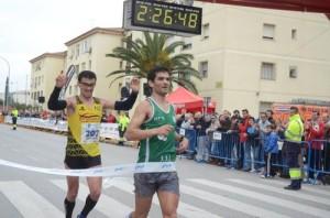 Em 2013 Bruno Paixão foi 2º na Maratona de Badajoz