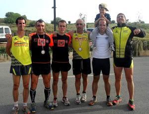 Semedo, Paulino, Trindade, Costa, Farinha e Carrilho foram ao Algarve mas não a banhos