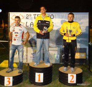 Luis Semedo venceu o Trilho das Lampas.