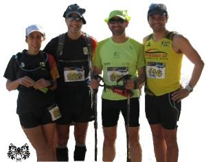 Equipa ACP 12.ª nas Arribas do Tejo