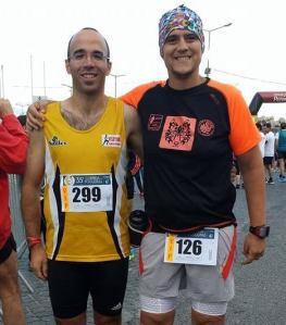 João Farinha e Nuno Rodrigues