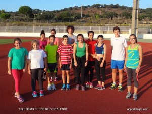 Escola de Atletismo 2014