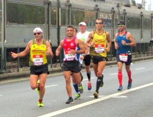 Emílio Paulino (3224) Campeão Nacional da Maratona M55