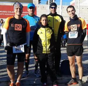 Nuno, Luis, Paula, Sérgio e Hélder na MMDL 2014.