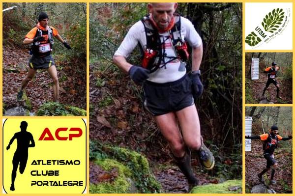 AC Portalegre / UTSM 1.a equipa nos Trilhos dos Abutres (colagem a partir de fotos de Toni Carmo)