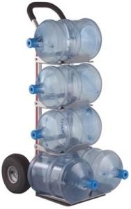 Falta 1 garrafão. O Fernando terá consumido 30 l de água na TransGranCanária!