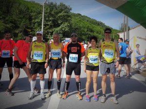 Lobos presentes na Meia Maratona que ligou Marvão a Valencia de Alcántara