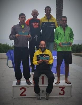 Cordeiro, Semedo e Malheiro venceram Ultra Trail de Sesimbra