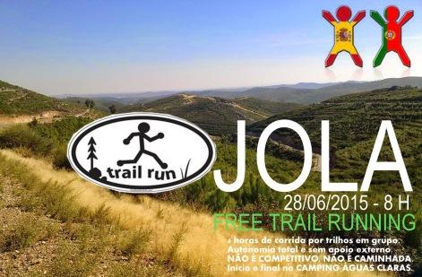 TRAIL RUNNING JOLA