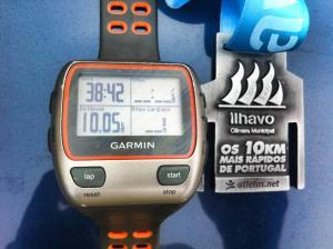 Hélder Melo RP nos 10 Km