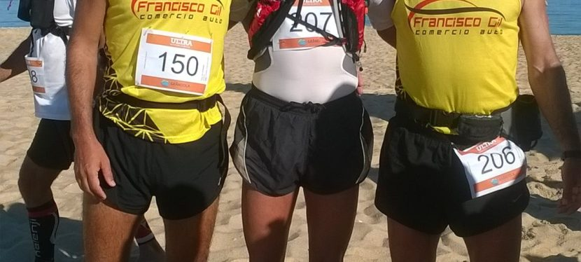 ACP 2.º na Ultra MaratonaAtlântica