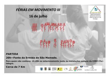 Quinta-feira, dia 16/7, pelas 20 h, passeamos por São Mamede.