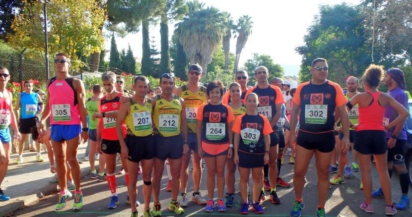 Vítor e Vitorina 3.ºs na Meia Maratona deAlange