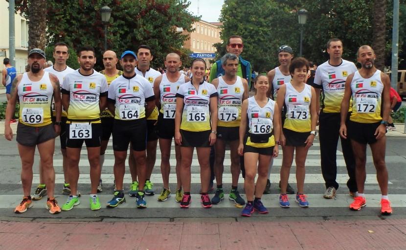 7 pódios na Badajoz >Elvas