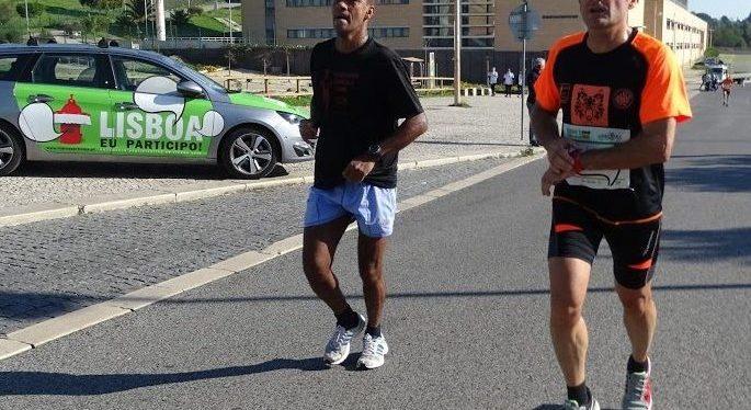 Pinto corre Lisboa