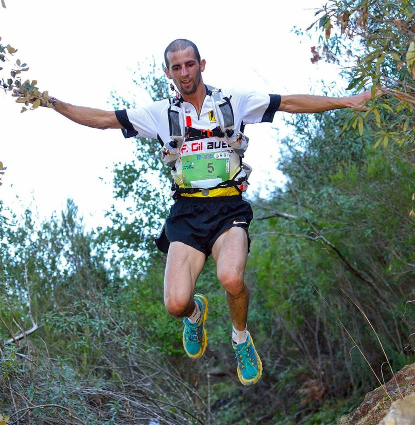 Luís Semedo 1.º no Trail do Zêzere
