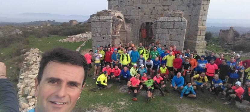 Trail de Valbón em Valência eAlcântara