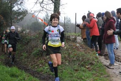Vitorina 1.ª F50 nos 21 Km