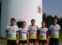 Luís Rodrigues, Rute Ferreira, Emílio Paulino, Ana Vintém e Miguel Navega