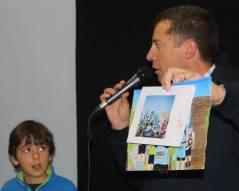 Luis Carvalho ofereceu o Cartaz UTSM 2016
