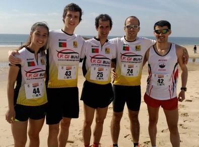 Ana, Nuno, Luis, João e Bruno