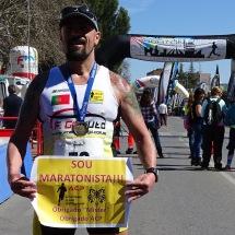 Manuel Milhinhos, mais um lobo Maratonista