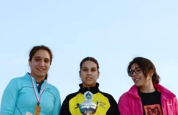 3 títulos AADP para AnaSilva