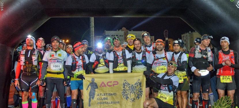ACP brilhante nos Nacionais detrail
