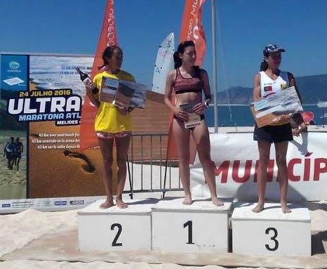 Carla Dias 3.ª nos 15 Km