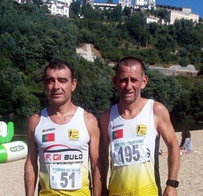 Emílio e Vitor (foto de Filomena Cordeiro)