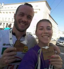 Filipe Quelhas e Joana Melo