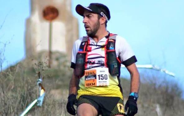 Marco Nabais 5.º no Trail deElvas