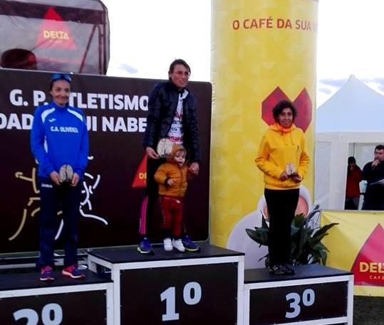 Paula Matos CRN2017 podio