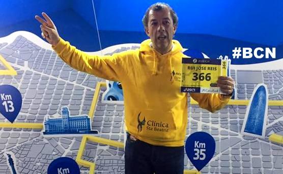 Rui Monteiro emBarcelona
