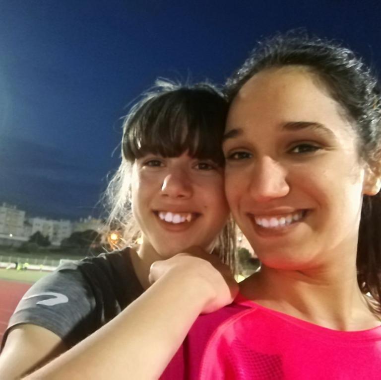 Bárbara e Ana