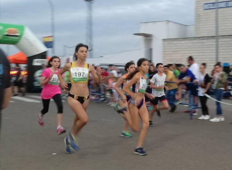 Bárbara Tavares em Talavera