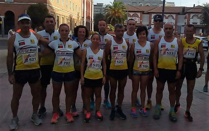 Vitorina Mourato 2ª na Badajoz >Elvas